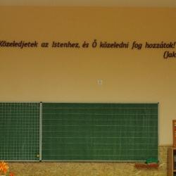 Hálaadó Istentisztelet a felújított iskoláért_23