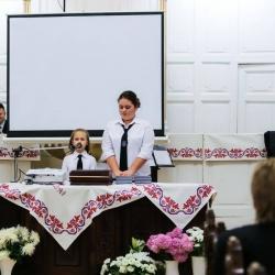 Hálaadó Istentisztelet a felújított iskoláért_41