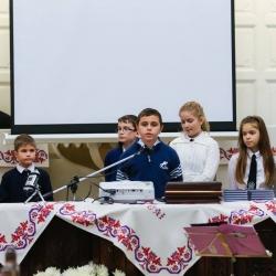 Hálaadó Istentisztelet a felújított iskoláért_54