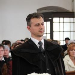 Nt. Százvai László beiktatása