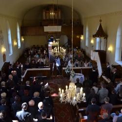 Ünnepi Istentisztelet és testvérgyülekezeti megállapodás aláírása