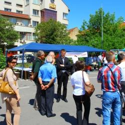 Kisvárdai delegáció a zilahi folklórfesztiválon