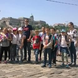 Alsó tagozatosok kirándulása Budapesten