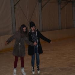 Kolis korcsolyázás