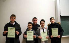 Ifjú informatikusok sikere Sárospatakon